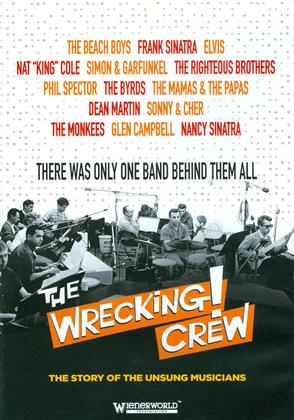 The Wrecking Crew (s/w, 2 DVDs)