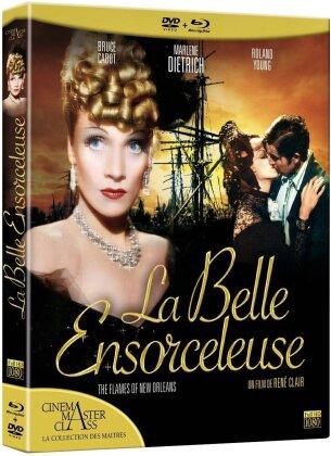 La Belle ensorceleuse (1941) (Cinéma MasterClass : La collection des Maîtres, n/b, Blu-ray + DVD)