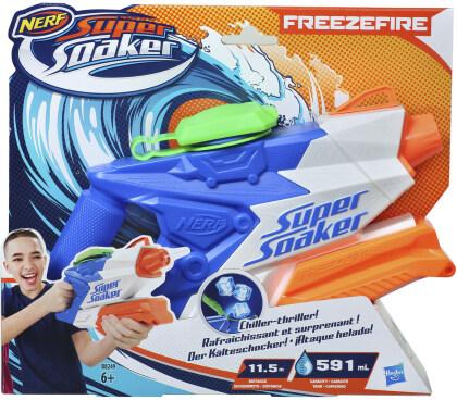 Super Soaker - FreezeFire 2.0