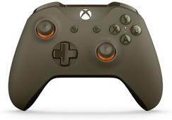 Wireless Controller - Green/Orange