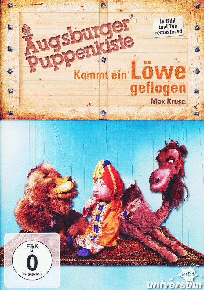 Augsburger Puppenkiste - Kommt ein Löwe geflogen (Neuauflage, Remastered)