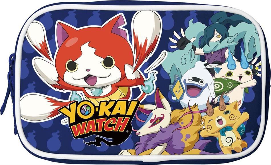 3DSXL Tasche Yo-Kai Watch Soft Pouch