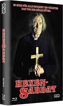 Hexensabbat (1977) (Grosse Hartbox, Cover B, Limited Edition)