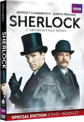 Sherlock - L'abominevole sposa (2016) (BBC, Special Edition, 2 DVDs)