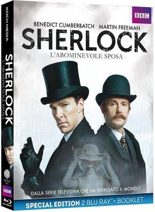 Sherlock - L'abominevole sposa (2016) (BBC, Edizione Speciale, 2 Blu-ray)