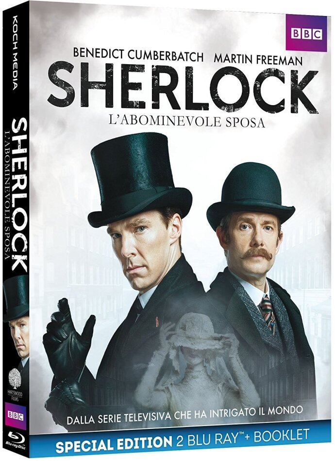 Sherlock - L'abominevole sposa (2016) (BBC, Special Edition, 2 Blu-rays)