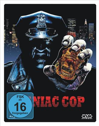 Maniac Cop (1988) (FuturePak, Limited Edition, Uncut)