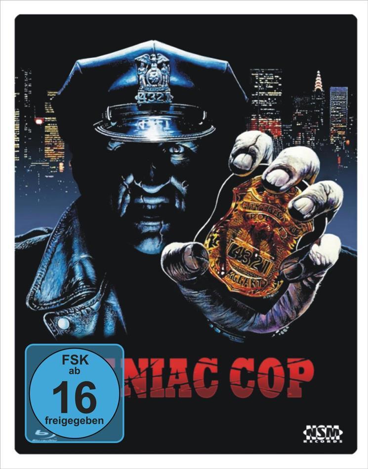 Maniac Cop (1988) (FuturePak, Limited Edition, Uncut)
