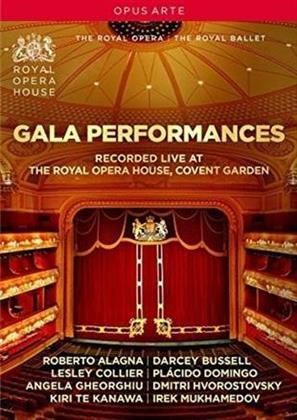 Royal Ballet, … - Gala Performances (Opus Arte, 2 DVDs)