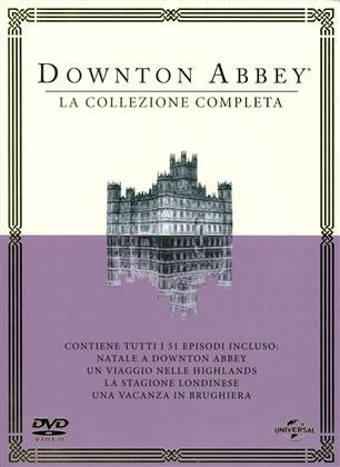 Downton Abbey - La Collezione Completa - Stagione 1-6 (24 DVDs)