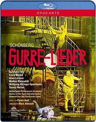 Netherlands Philharmonic Orchestra, Marc Albrecht, … - Schönberg - Gurre-Lieder (Opus Arte)