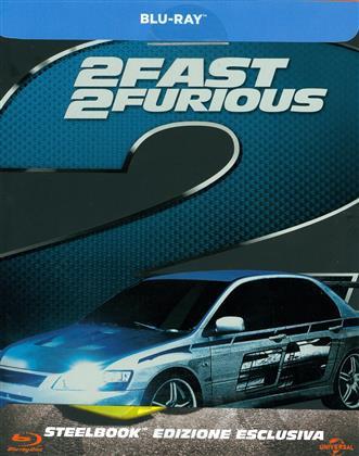 2 Fast 2 Furious (2003) (Edizione Limitata, Steelbook)