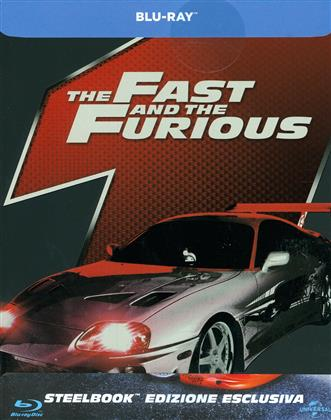 The Fast and Furious (2001) (Edizione Limitata, Steelbook)