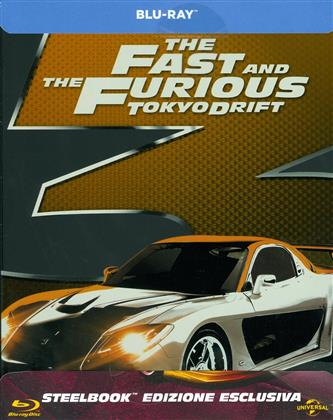 The Fast and the Furious: Tokyo Drift (2006) (Edizione Limitata, Steelbook)