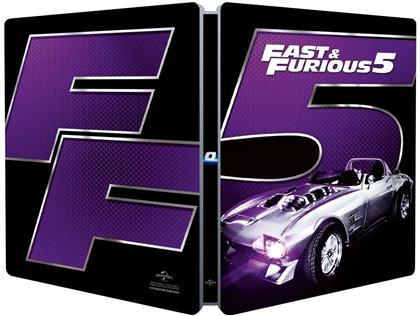 Fast & Furious 5 (2011) (Steelbook)
