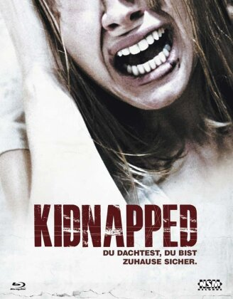 Kidnapped (2010) (Hartbox, Cover A, Limited Edition)