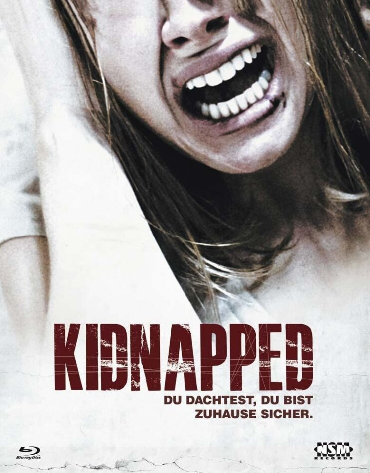 Kidnapped (2010) (Hartbox, Cover A, Edizione Limitata)