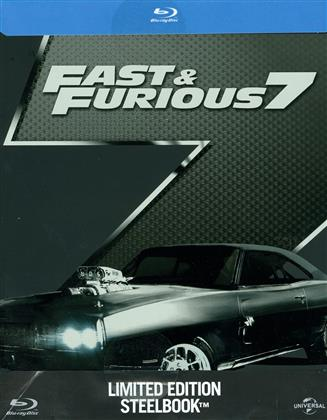 Fast & Furious 7 (2015) (Extended Version, Kinoversion, Limited Edition, Steelbook)