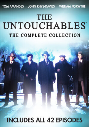 The Untouchables - The Complete Collection (7 DVDs)