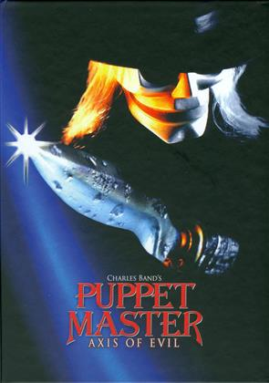 Puppet Master - Axis of Evil (2010) (Limited Edition, Mediabook, Uncut)