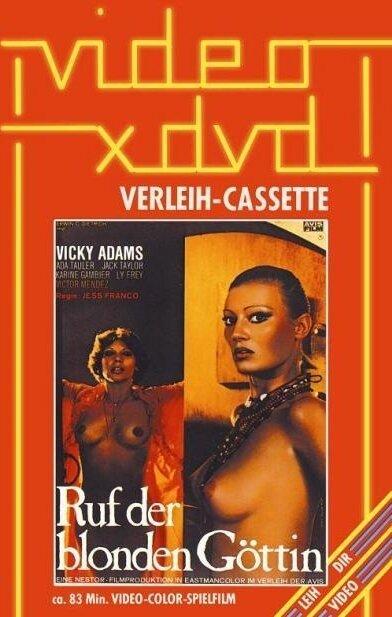 Voodoo Passion - Ruf der blonden Göttin (1977) (The Jess Franco Collection, Grosse Buchbox)