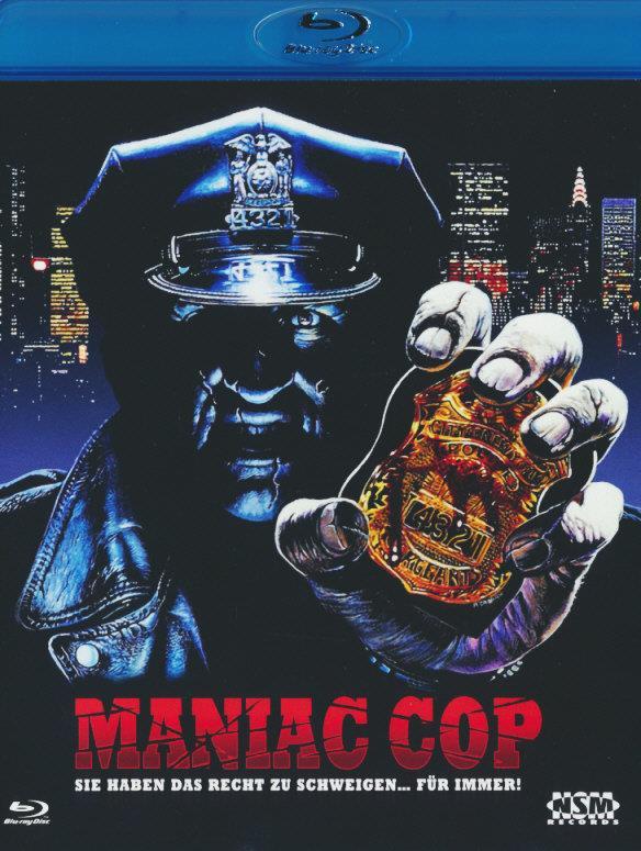 Maniac Cop (1988) (Uncut)