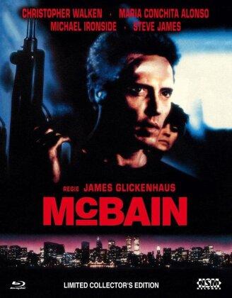 McBain (1991) (Cover B, Piccola Hartbox, Collector's Edition Limitata, Uncut)
