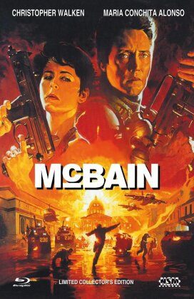McBain (1991) (Grosse Hartbox, Edizione Limitata, Uncut)