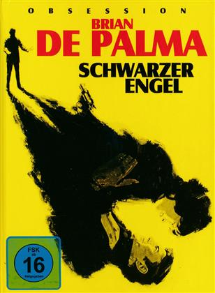 Schwarzer Engel (1976) (Limited Edition, Mediabook, Blu-ray + DVD)