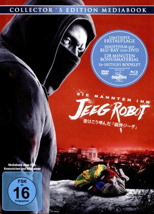 Sie nannten ihn Jeeg Robot (2015) (Collector's Edition, Mediabook, Blu-ray + DVD)