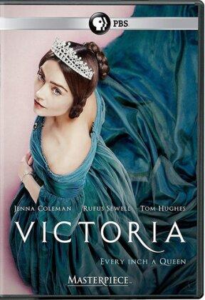 Victoria - Season 1 (Masterpiece, 3 DVD)
