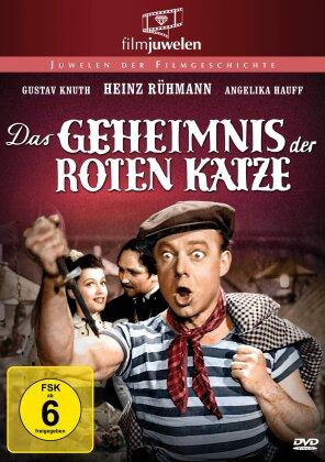 Das Geheimnis der roten Katze (1949) (Filmjuwelen, s/w)