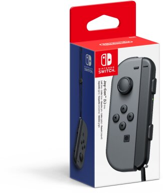 Joy-Con (Left/Grey)