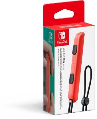 Joy-Con-Handgelenksschlaufe Neon-Rot