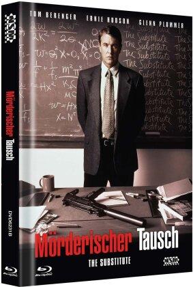 Mörderischer Tausch (1996) (Cover B, Limited Edition, Mediabook, Uncut, Blu-ray + DVD)