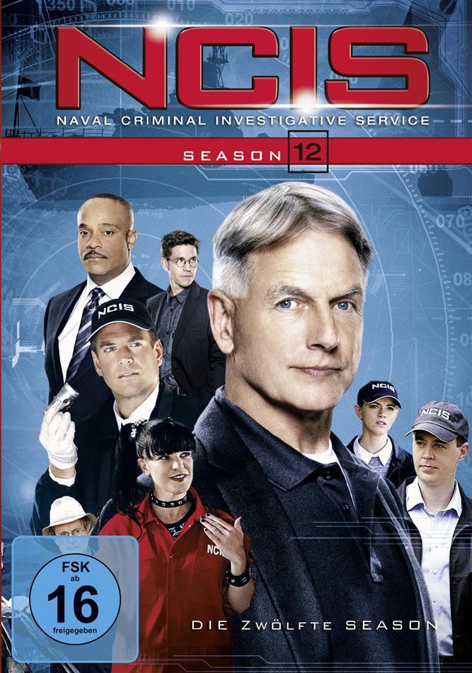 NCIS - Navy CIS - Staffel 12 (6 DVDs)