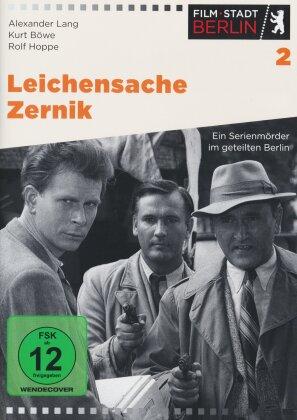 Leichensache Zernik - (Film Stadt Berlin 2) (1972) (s/w)