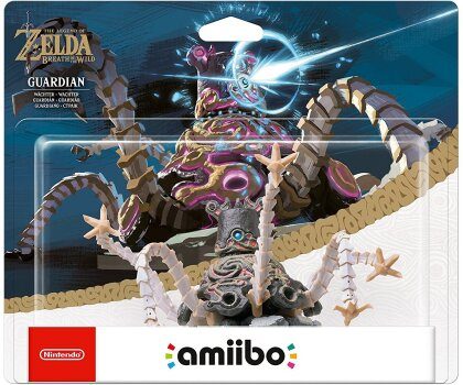 amiibo The Legend of Zelda: Breath of the Wild Zelda Guardian