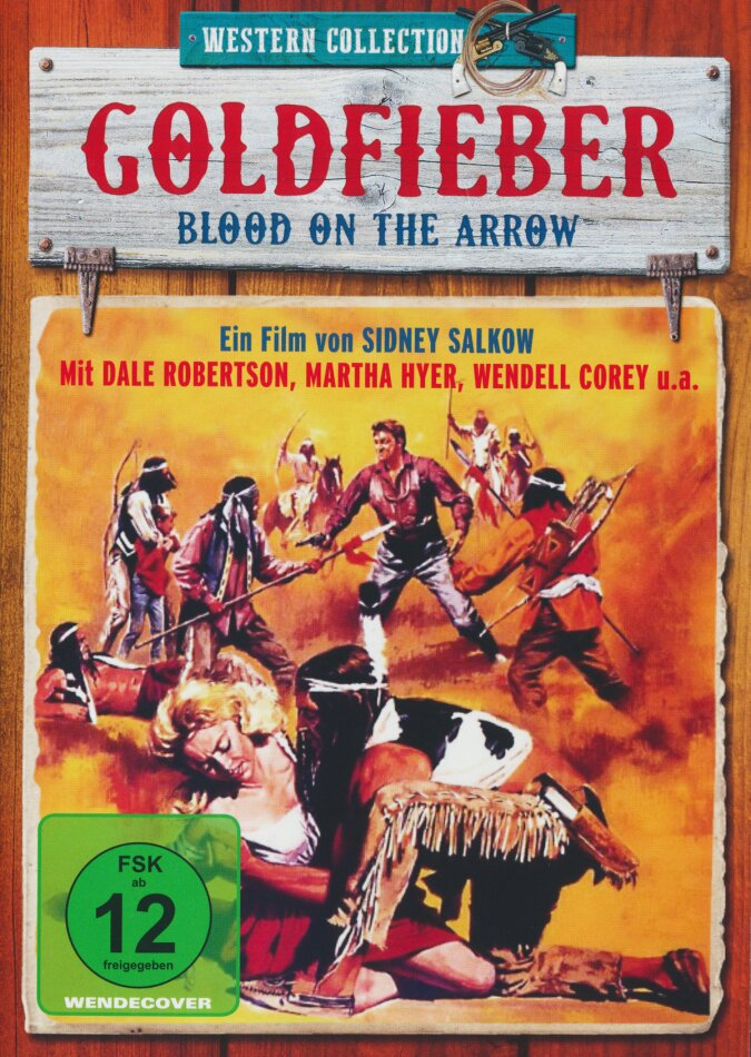 Goldfieber - Blood on the Arrow (1964) (Western Collection)