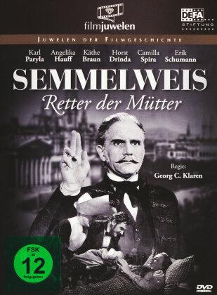 Semmelweis - Retter der Mütter (1950) (Filmjuwelen, s/w)