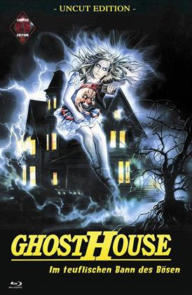 Ghosthouse (1988) (Grosse Hartbox, Limited Edition, Uncut)