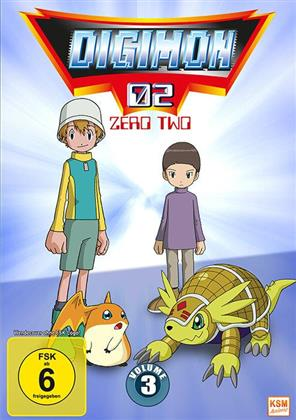 Digimon 02 - Staffel 2 Vol. 3 (3 DVDs)
