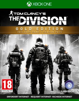 Tom Clancy's The Division (Gold Édition)