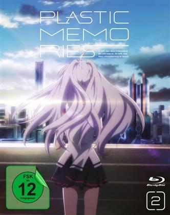Plastic Memories - Vol. 2 - Staffel 1.2 (Limited Edition, Blu-ray + CD)