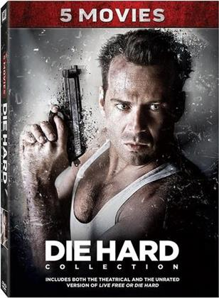 Die Hard Collection - 5 Movies (5 DVDs)