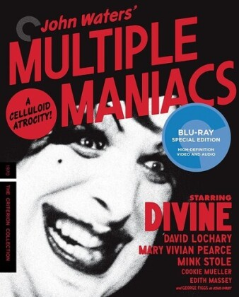 Criterion Collection - Multiple Maniacs (1970) (Special Edition, Widescreen)