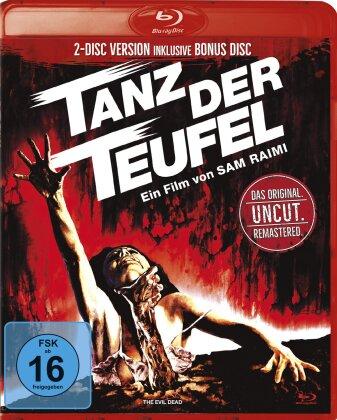 Tanz der Teufel (1981) (Remastered, Uncut, 2 Blu-rays)