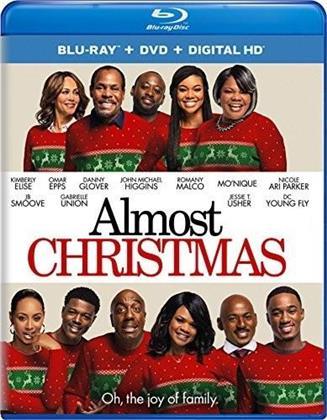 Almost Christmas (2016) (Blu-ray + DVD)