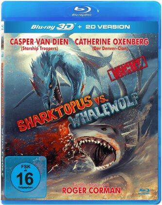 Sharktopus vs. Whalewolf (2015) (Uncut)
