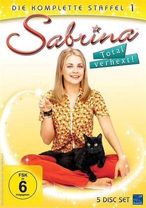 Sabrina - Total verhext - Staffel 1 (Neuauflage, 5 DVDs)